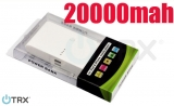 Powerbanka TRX BT200A - 20000mAh