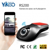 Skrytá kamera do auta Yikoo RS200 - FullHD, WiFi