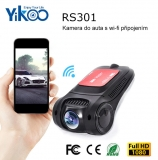Skrytá kamera do auta Yikoo RS301 - FullHD, WiFi