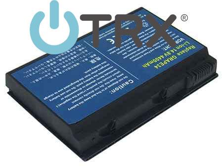 Baterie TRX pro Acer Extensa 5220,5620,5630,7220 - Li-Ion, 4400mAh