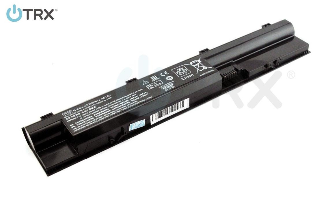 Fotografie TRX baterie HP/ 5200 mAh/ FP06/ HP ProBook 440 G0/ 440 G1/ 445 G0/ 445 G1/ 450 G