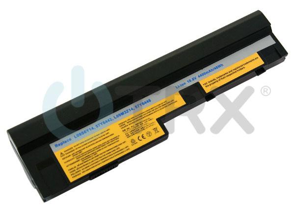 Baterie IBM/Lenovo IdeaPad S10-3, U160, U165 - 4400 mAh černá