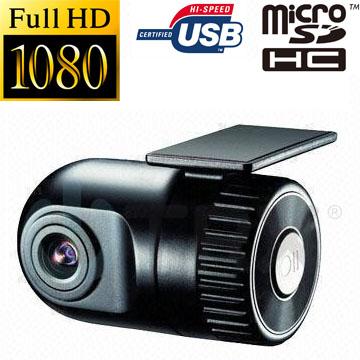 Mini kamera do auta Uwing Black Hero A08 - mini car DVR FullHD