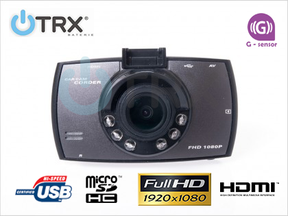Kamera do auta Uwing C6 - Full HD, HDMI, G-senzor