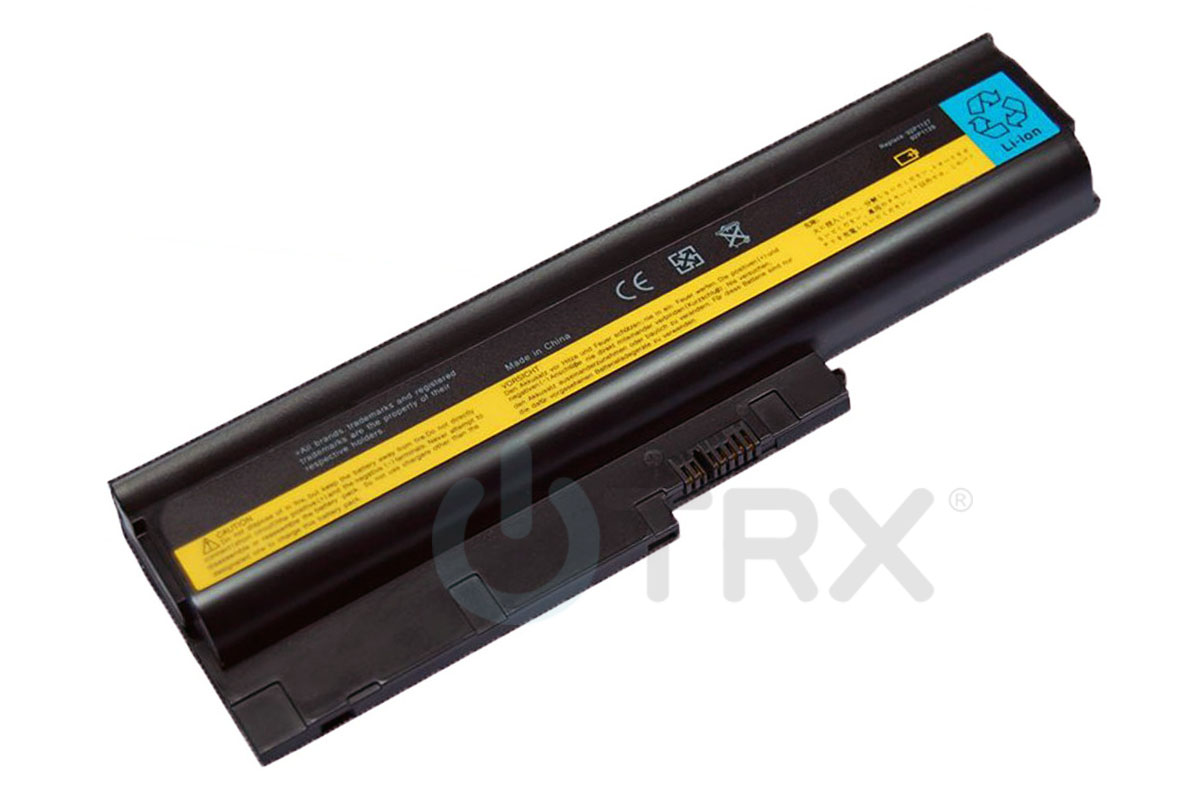 Baterie TRX pro IBM ThinkPad T60,T61,R60,R61 (92P1139) 5200mAh 10,8V