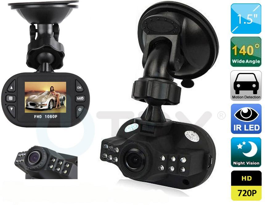Kamera do auta Uwing C600 - car DVR HD 720p