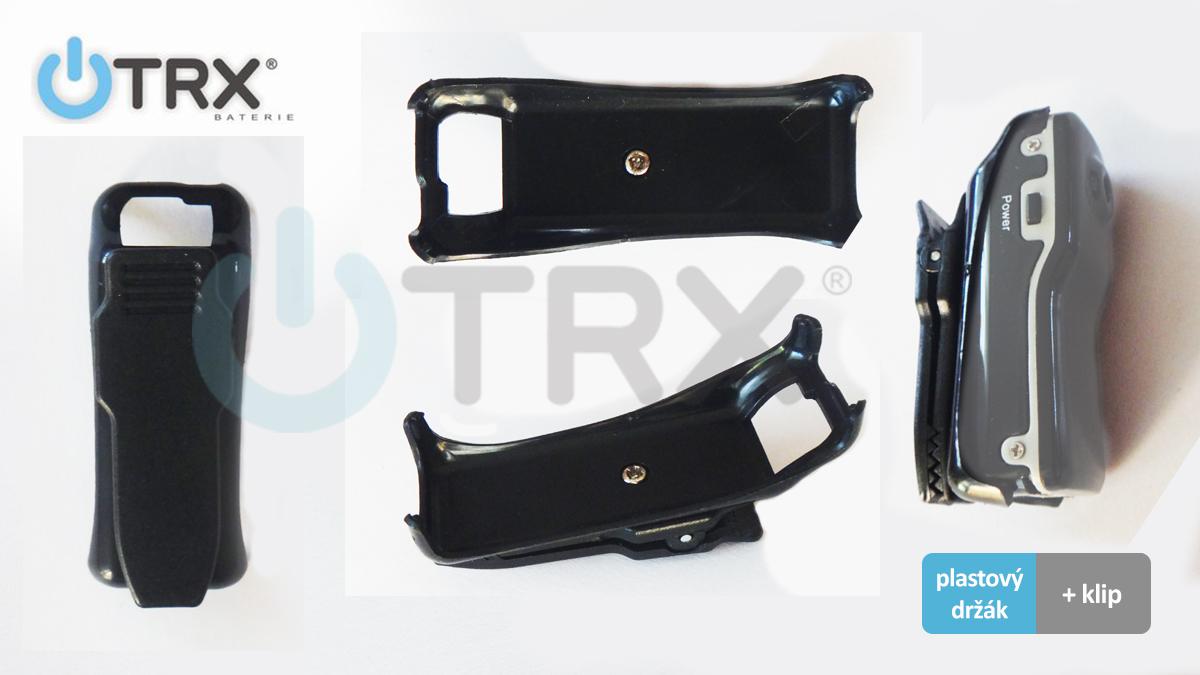 TRX MD80H01 - držák s klipem pro mini kameru Uwing MD80