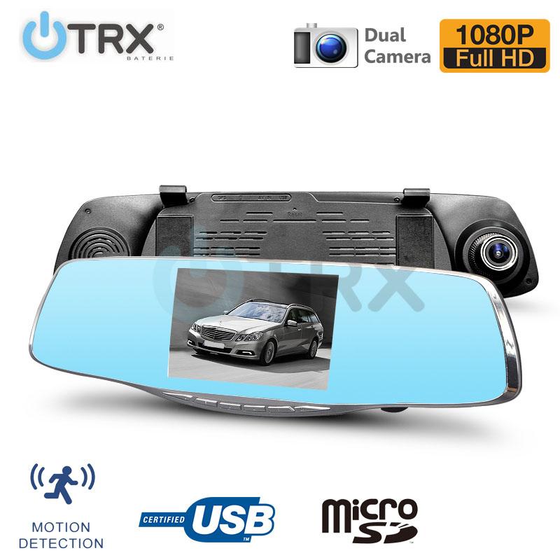 "Kamera do auta Yikoo DV816 - 5"" LCD, Full HD, G-senzor, zadní kamera"