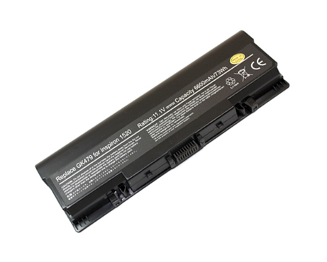 Fotografie Baterie Dell Inspiron 1520, 1720 - 6600 mAh